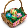 Easter Basket — Stock Photo #20829353