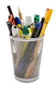 Pencil Holder — Stock Photo