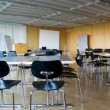 Empty Classroom — Stock Photo