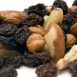 Stock Photo: Trail Mix Close-Up