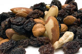 Trail Mix Close-Up — Stock Photo
