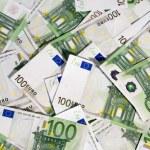 100 Euro Banknotes — Stock Photo #21438593