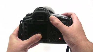 Photo Shooting — Stock Video
