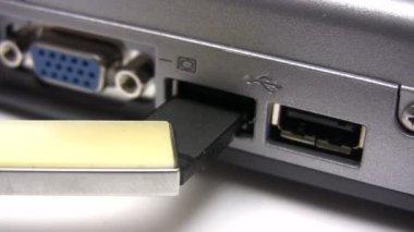 USB Storage — Stock Video