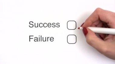 Failure — Stock Video