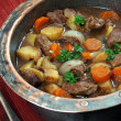 Irish stew — Stock Photo #12717221