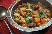 Irish stew — Stock Photo