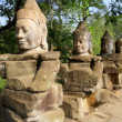 Statues in Cambodia — Stock Photo