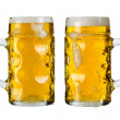 Oktoberfest beer stein or Mass — Stock Photo