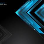 astratto sfondo Hi-Tech — Vettoriale Stock