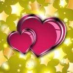 cartão de presente. amor — Vetorial Stock