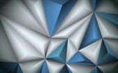 Abstract blue background — Vecteur