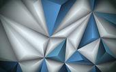 Resumen fondo azul — Vector de stock