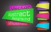 Banners for web. Vector Illustration — Stock Vector