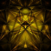 Abstract gold background. Vector — 图库矢量图片