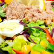 Royalty-Free Stock Photo: Salad with tuna