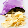 Pocket of chips — Stock Photo #29320355