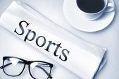Sport-wort — Stockfoto