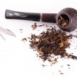 Tobacco-pipe — Stock Photo