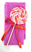 Colorful lollipop lolly pop lolly-pop — Stock Photo