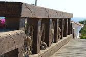 Bridge in Sharm-El-Sheikh — Stock Photo