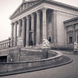 Stock Photo: Austriparliament, Vienna, Austria
