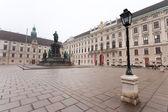 Hofburg sarayı, viyana, avusturya — Stok fotoğraf