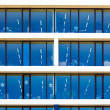 Modern office building detail — Stock Photo #30259119