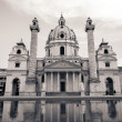 St. Charles's Church in Vienna — Stock Photo #51268923