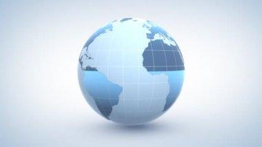 Globe — Stock Video #12364613