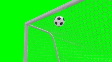 Shooting at Goal — Stock Video