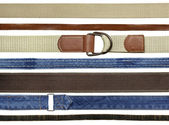 Belt set — Stock Photo