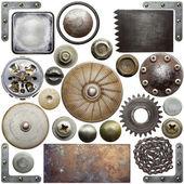 металлические детали — Стоковое фото