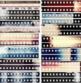 Frontières de film — Photo