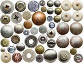 Szczegóły metalu — Zdjęcie stockowe