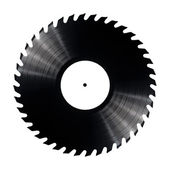 Vinyl record — Stock Photo