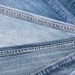 Jeans texture — Stock Photo #26696255
