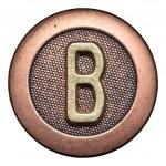 Button alphabet — Stock Photo #31872231
