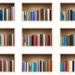 Books — Foto de stock #34590523