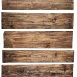 Wooden planks — Stock Photo #34590573