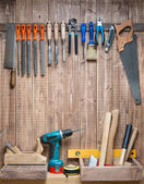 Woodwork — Stock Photo