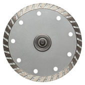 Stone cutting disk — Stock Photo