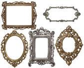 Metal frame — Stock Photo