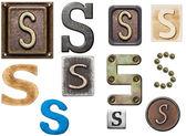 Alphabet — Zdjęcie stockowe