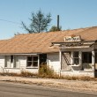 Stock Photo: Abandon diner