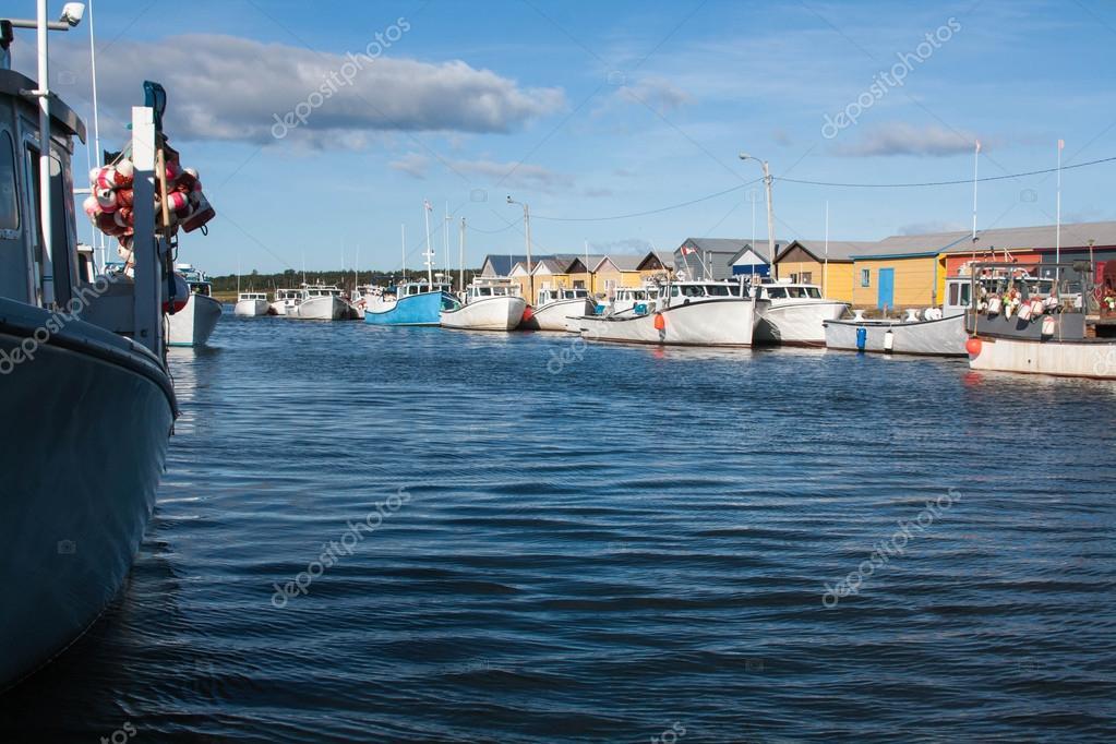 рыболовная гавань