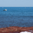Stock Photo: Prince Edward Island Coastline