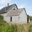 Stock Photo: Abandon house