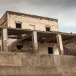 Stock Photo: Abandon building spain