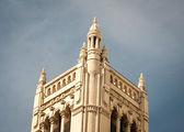 Edificio en madrid — Foto de Stock